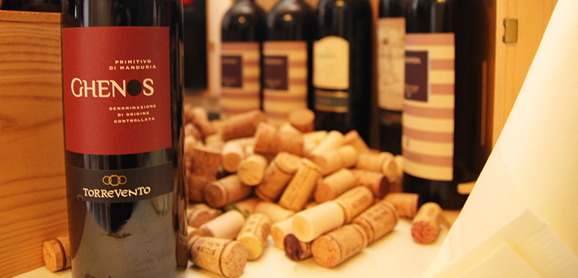 Zum guten Essen - guter Wein